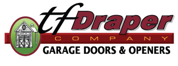 Tf draper greater portland garage door service company for Garage door repair salem oregon