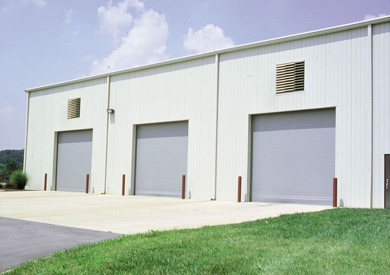 Thermiser™ Insulated Doors overhead doors