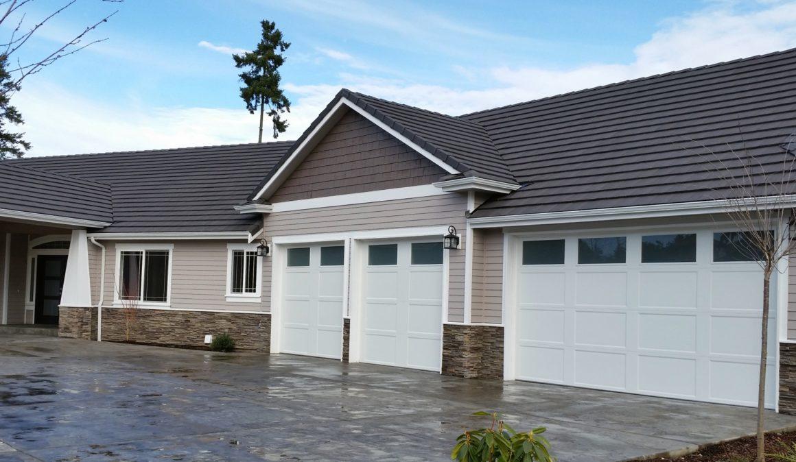 Therma classic garage door tf draper garage doors for Therma door garage insulation