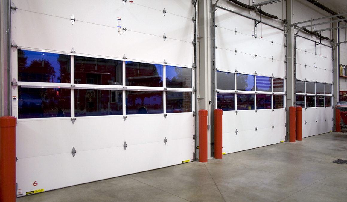 Energy Series with Intellicore overhead doors