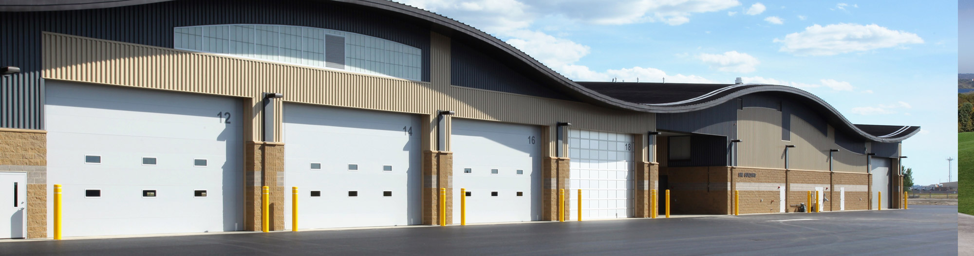 Commercial garage door products tf draper garage doors for Garage door repair salem oregon