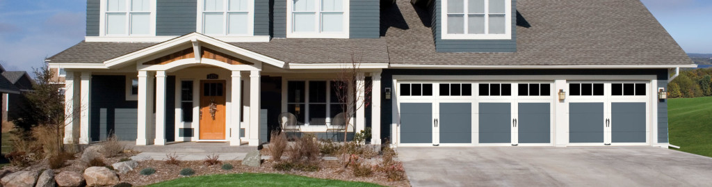 residential carriage house garage door