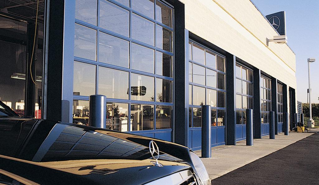 architectural garage door series