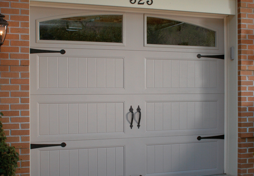 Premium Series garage doors