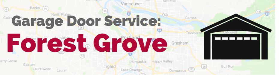 forest grove garage door service
