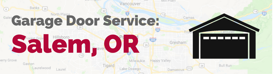 salem or garage door service