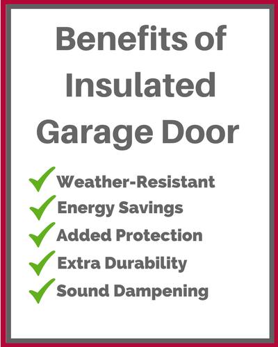 Do I Need An Insulated Garage Door In Portland Tf Draper Company